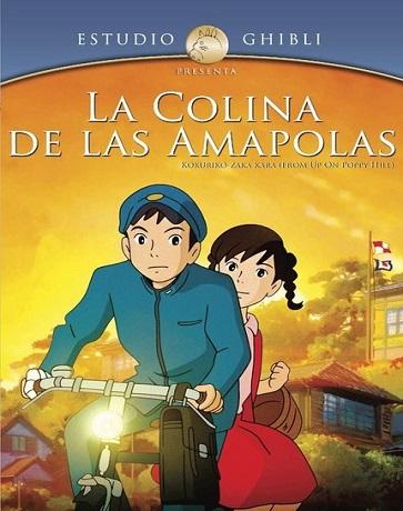 La Colina de las Amapolas|Kokuriko-saka kara (2011) [1080p] [Audio Dual Latino – Japones] [Mega + Ver Online]