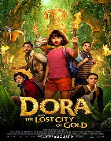 Dora y La Ciudad Perdida | And Lost City Of Gold (2019) [TS-Screener] [VeryStream + Ver Online]