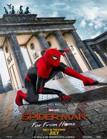 SpiderMan Lejos de Casa | SpiderMan Far from Home (2019) [1080p / 4k] [Audio Latino e Ingles] [Google Drive + Ver Online]