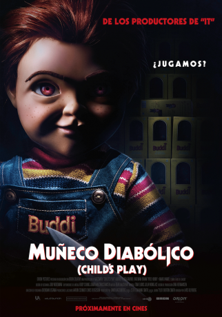 Child's Play | Muñeco Diabolico (2019) [1080p] [Audio Latino e Ingles] [Google Drive + Ver Online]