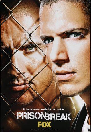 Prison Break En busca de la verdad (2005) (Serie Completa) [Latino] [720p] [Google Drive + Ver Online]