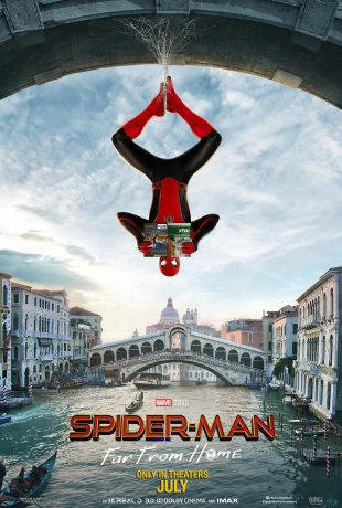 SpiderMan Lejos de Casa | SpiderMan Far from Home (2019) [1080p / 4k (Ultra HD)] [Audio Latino e Ingles] [Google Drive + Ver Online]