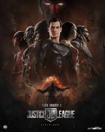 La Liga de la Justicia de Zack Snyder | The Justice League Snyder Cut