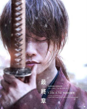 Samurai X: El Origen (2021)